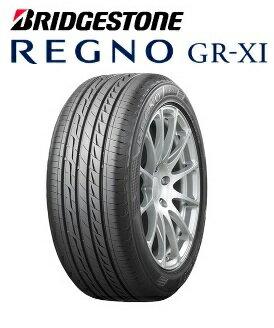 ブリヂストン レグノ BRIDGESTONE REGNO GR-XI 225/45R18 91W ジーアール クロスアイ(タイヤ単品1本価格)