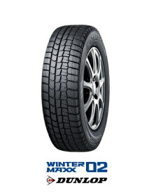 ダンロップ スタッドレスタイヤ WINTER MAXX WM02 255/45R18 99Q ウインターマックス WM02 DUNLOP(タイヤ単品1本価格)