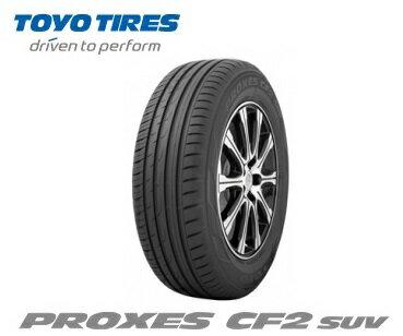 トーヨー プロクセス TOYO PROXES CF2 SUV 175/80R15 90S(タイヤ単品1本価格)