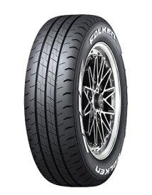 【取付対象】FALKEN W11 215/65R16C 109/107N ファルケン W11 ホワイトレター(タイヤ単品1本価格)