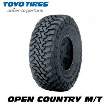 TOYO OPEN COUNTRY M/T 315/75R16 121P LT トーヨー オープンカントリー(タイヤ単品1本価格)
