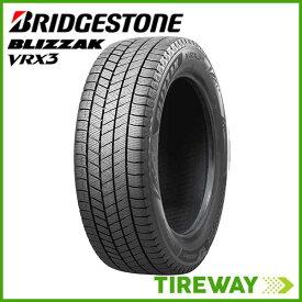 1本 スタッドレスタイヤ BRIDGESTONE ブリヂストン ブリザック VRX3 215/65R16 98Q