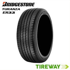 【タイヤ交換可能】 1本 サマータイヤ TURANZA ブリヂストン トランザ ER33 OEM 255/35R18 90Y