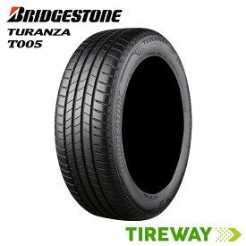 【タイヤ交換可能】 1本 サマータイヤ TURANZA ブリヂストン トランザ T005 OEM 205/60R16 96W XL RFT