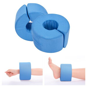 床ずれ 防止 介護 クッション 2個 セットC型 ドーナツ型 褥瘡 予防 寝たきり 介助 看護 手首 足首 かかと 足枕 リハビリ 介護用品