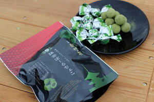 京都宇治茶使用抹茶チョコ 抹茶ボールチョコ60g