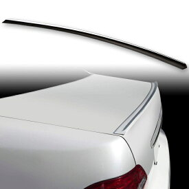 [FYRALIP] トランクスポイラー 純正色塗装済 トヨタ セルシオ 3代目 F30系 F31系 後期 モデル用 外装 エアロ パーツ 両面テープ取付