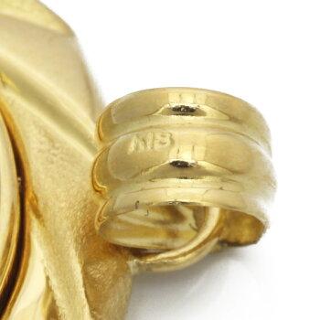 K18枠コインペンダントカナダメイプルリーフ(純金)1998年製5ドル1/10オンスペンダントトップ(トップのみの販売です。チェーンは非付属)18金24金ゴールド18K24K