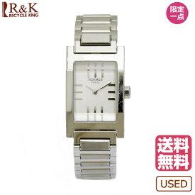 【送料無料】【中古】 HERMES エルメス SS 腕時計 ステンレススチール タンデム TA1.210 レディース メンズ おしゃれ かわいい ギフト プレゼント【SH】
