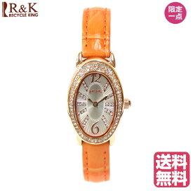 【送料無料】【新品】 Folli Follie フォリフォリ SS 腕時計 クリスマスプレゼント 腕時計ベルト ブランド腕時計 ステンレススチール WF13B016SS オレンジ レディース メンズ おしゃれ かわいい ギフト プレゼント【SH】