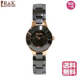 【送料無料】【新品】 Folli Follie フォリフォリ SS 腕時計 ブランド腕時計 クリスマスプレゼント 腕時計ベルト ステンレススチール WF16R045BZ 黒 ブラック レディース メンズ おしゃれ かわいい ギフト プレゼント【SH】