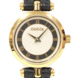 【送料無料】【中古】 GUCCI グッチ GP 腕時計 ロゴ GP 2040L ゴールド レディース メンズ おしゃれ かわいい ギフト プレゼント【SH】