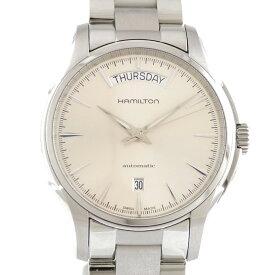 【送料無料】【中古】 HAMILTON ハミルトン SS 腕時計 ジャズマスター デイデイト H325050 シルバー メンズ おしゃれ かっこいい おすすめ ギフト プレゼント ステンレススチール【SH】【BIM】