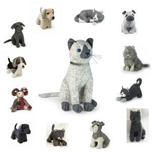 アニマル ドアストッパー Dora Designs ドラデザイン イギリス ブックエンド 猫 犬 羊 シャムネコ ヒツジ ラブラドール シュナウザー ビーグル メインクーン ブリティッシュショートヘアー かわ