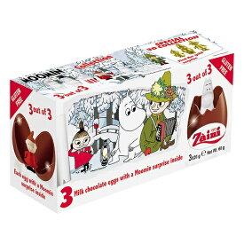 MOOMIN ムーミン チョコレートエッグ チョコエッグ Zaini ザイーニ イタリア フィギュア おまけ入り オマケ 食玩 可愛い かわいい 北欧 お菓子 グッズ プレゼント ギフト