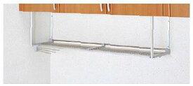 【MTA1-60】 《TKF》 クリナップ ステンレスパイプ棚 ふきん掛け付き 間口60cm 高さ30cm ωγ1