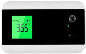 非接触型体温計 NHT-IT02 高精度2秒測定(日本語取扱説明書・乾電池2本付き)壁掛け可、携帯便利、非接触型温度計NHT-IT02 高精度2秒測定 温度計 非接触温度計 赤外線温度計 非接触温度計 非接
