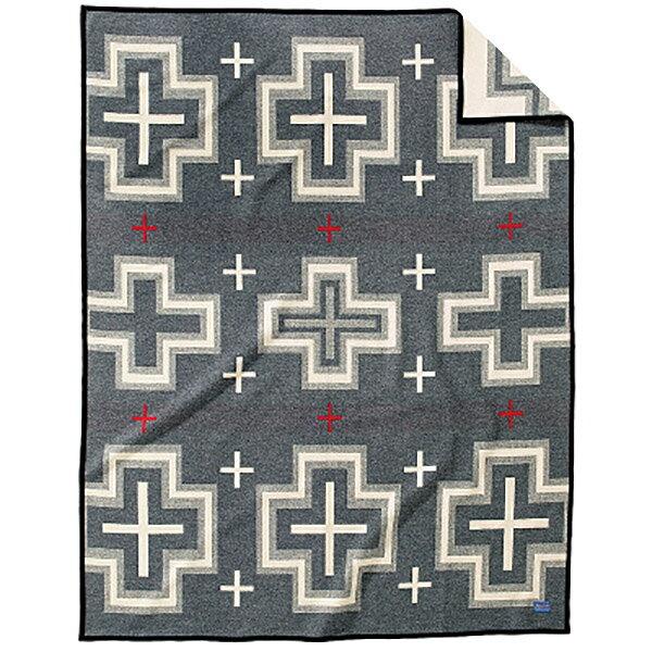 ペンドルトン PENDLETON ブランケット サンミゲル ウールブランケット フルサイズ - Unnapped Blankets(ツイン)/San Miguel Wool Blanket/ZE493-53432 インテリア ひざ掛け