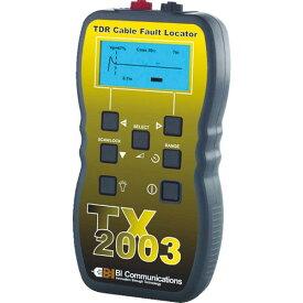 グッドマン TDRケーブル測長機 ( TX2003 ) (株)グッドマン