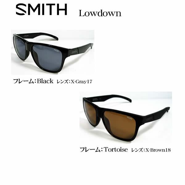 SMITH スミス アクションポーラー ローダウン 偏光サングラス ACTION POLAR Lowdown フィッシング・アウトドア・スポーツ