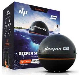 ディーパー プロ ソナー魚探 Deeper PRO Smart Sonar Wi-Fi 日本正規代理店商品