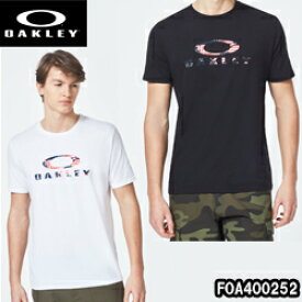 【即納!】【OAKLEY】オークリー T-シャツUSA Flag Ellipse Short Sleeve Tee[FOA400252] 日本正規品