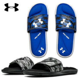 アンダーアーマー サンダルUnder Armour Ignite STRK DPM VI Slide[3022708]