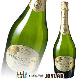 ペリエジュエ グランブリュット 750ml 箱なし シャンパン シャンパーニュ PERRIER-JOUET 【中古】