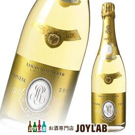 ルイ ロデレール クリスタル 2008 750ml 箱なし シャンパン シャンパーニュ 【中古】