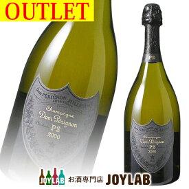 【アウトレット】ドンペリニヨン P2 プレニチュード 2000 750ml 箱なし シャンパン シャンパーニュ Dom Perignon 【中古】