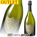 【最大1500円OFFクーポン配布中!】【アウトレット】ドンペリニヨン 2008 箱なし 白 750ml Dom Perignon シャンパン …