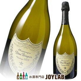 ドンペリニヨン 2009 750ml 正規品 箱なし 白 シャンパン シャンパーニュ 【中古】