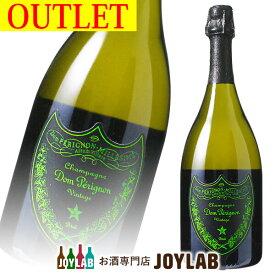 【アウトレット】ドンペリニヨン 白 ルミナス 2008 750ml 箱なし シャンパン シャンパーニュ Dom Perignon 【中古】