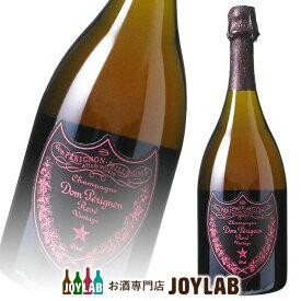 ドンペリニヨン ロゼ ルミナスラベル 2006 750ml 正規品 箱なし シャンパン シャンパーニュ 【中古】