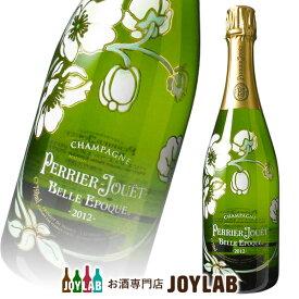 ペリエジュエ ベルエポック 2012 750ml 正規品 箱なし シャンパン シャンパーニュ PERRIER-JOUET BELLE EPOQUE 【中古】