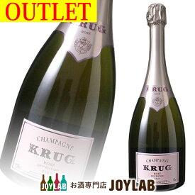 【アウトレット】クリュッグ ロゼ 750ml 箱なし シャンパン シャンパーニュ 【中古】