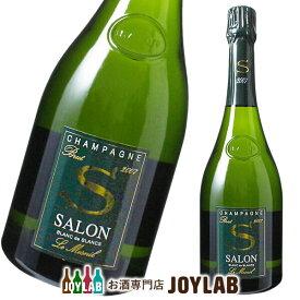 サロン ブラン ド ブラン ブリュット 2007 750ml 箱なし SALON シャンパン シャンパーニュ 【中古】