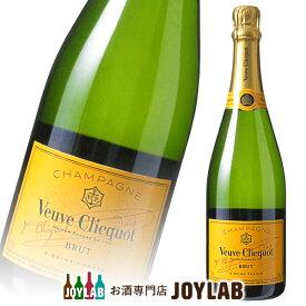 ヴーヴ クリコ イエローラベル ブリュット 750ml 箱なし Veuve Clicquot シャンパン シャンパーニュ 【中古】