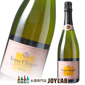 ヴーヴ クリコ ローズラベル ロゼ 750ml 箱なし Veuve Clicquot シャンパン シャンパーニュ 【中古】