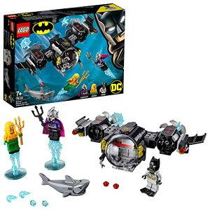 レゴ(LEGO) スーパー・ヒーローズ バットマン(TM) バットサブの水中バトル 76116 ブロック おもちゃ 男の子