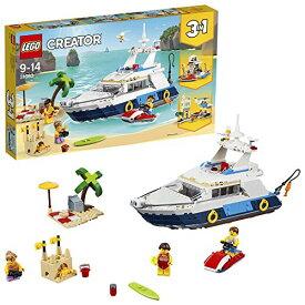 レゴ(LEGO)クリエイター アドベンチャークルーズ 31083
