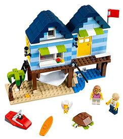 レゴ(LEGO) クリエイター ビーチサイド 31063