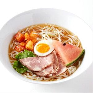 本場名産品!!老舗の盛岡冷麺4食スープ付き(100gx4袋)