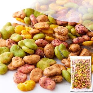 5種類のそら豆ミックス300g(ワサビ・梅・カレー・枝豆・黒胡椒)