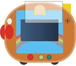 PDA工房 アンパンマンすくすく知育パッド用 9H高硬度[ブルーライトカット] 保護 フィルム 光沢 日本製