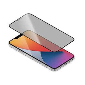 【Torrii】 iPhone12Pro / iPhone12 対応 ガラス フィルム のぞき見防止 抗菌 全面 保護 さらさら 日本製 AGC ガラス 指紋 防止 フルカバー 覗き見 防止 フィルム ガイド 枠 付き [ iPhone12 Pro/iPhone 12 / アイフォン12プロ / アイフォン12 対応 ] BODYGLASS クリア