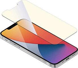 【Torrii】 iPhone12mini 対応 ガラスフィルム ブルーライト カット 抗菌 仕様 日本製 AGC ガラス 指紋 防止 気泡 防止 フィルム 貼り付け ガイド 枠 付き 液晶 保護フィルム [ iPhone12 mini アイフォン12 mini アイフォン12ミニ 対応 ] BODYGLASS クリア