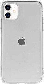 【Torrii】 iPhone 11 対応 ケース クリア フィンガー リング 付き 耐衝撃 衝撃 吸収 TPU 薄型 スリム ソフト カバー リングスタンド 機能 ストラップホール 付き [ Apple iPhone11 アイフォン11 対応 ] BonJelly クリア