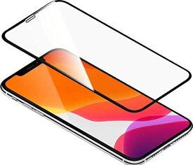 【Torrii】 iPhone 11 Pro 対応 ガラスフィルム 全面 保護 指紋 防止 フィルム 日本製 AGC ガラス 使用 全面保護 3D 強化ガラス 貼付ガイド枠付 フルカバー 保護フィルム [ Apple iPhone11 Pro アイフォン11プロ 対応 ] BODYGLASS Full Cover クリア