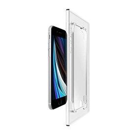 【Torrii】 iPhone SE2 iPhone8 対応 ガラスフィルム 指紋 防止 保護フィルム 日本製 AGC ガラス 使用 気泡防止 強化ガラス 貼付ガイド枠付 保護フィルム [ iPhoneSE2 SE 2020 第2世代 iPhone 8 iPhone7 アイフォンSE2 アイフォン8 対応 ] BODYGLASS クリア iPhoneSE2/8/7